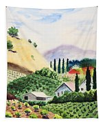 Vineyard Tapestry