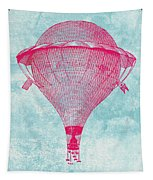 Vintage Balloon Tapestry
