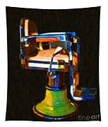 Vintage Barber Chair - 20130119 - V1 Tapestry