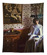 Vintage Beautification Tapestry