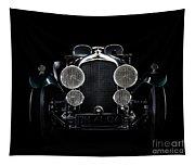 Vintage Bentley 4.5 Liter Tapestry