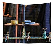 Vintage Factory Sink Tapestry