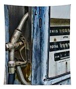 Vintage Gas Pump 2 Tapestry