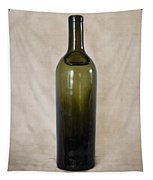 Vintage Glass Bottle Tapestry