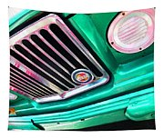 Vintage Jeep - J3000 Gladiator By Sharon Cummings Tapestry
