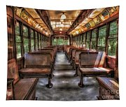 Vintage Trolley No. 948 Tapestry