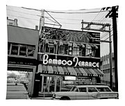 Vintage Vancouver 1961 Tapestry