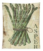 Vintage Vegetables 1 Tapestry