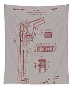 Vintage Veterinary Castrating Instument Tapestry