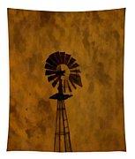 Vintage Windmill  Tapestry