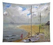 Viola In Virginia Beach Tapestry