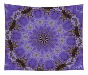 Violet Garden Tapestry