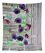 Violet Vine - Photopower 324 Tapestry