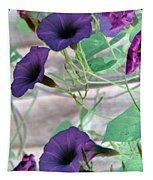 Violet Vine - Photopower 326 Tapestry