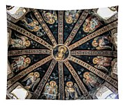Virgin And Child Tapestry