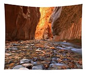 Virgin River Rocks Tapestry