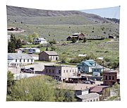 Virginia City Montana Ghost Town Tapestry