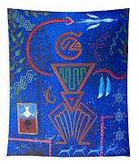 Vision Quest Tapestry