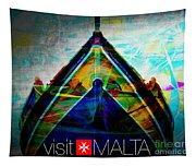 Visit Malta Tapestry