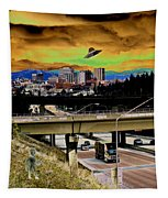 Visiting Spokane Tapestry