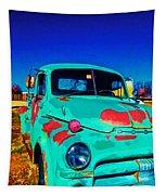 Vivid Dodge II Tapestry