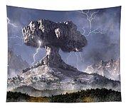 Volcano Tapestry