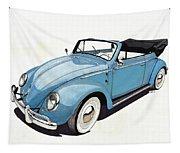 Volkswagen Beetle Tapestry