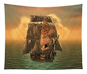The Voyage Of The Dawn Treader Tapestry