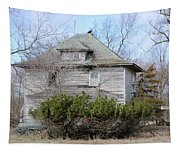 Vulture Home Tapestry