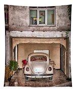 Vw Beetle Tapestry
