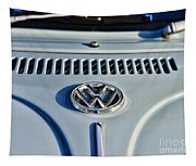 Vw Volkswagen Bug Beetle Tapestry