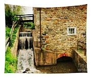 Wagner Grist Mill Tapestry