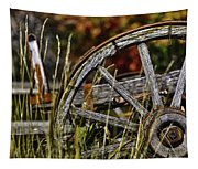 Wagon Down Tapestry