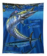 Wahoo Rip Off0047 Tapestry