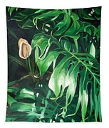 Waipeo Green Tapestry