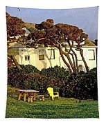 Waldport Beach House Tapestry