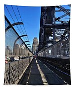 Walk Across Sydney Harbour Bridge Tapestry