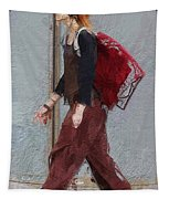 Walk This Way Tapestry