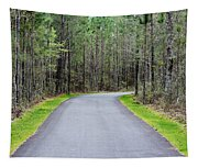 Walk Through The Forest Tapestry