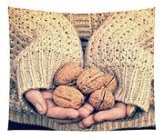 Wallnuts Tapestry