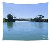Walnut Grove Bascule Bridge Tapestry