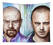 Walter And Jesse - Breaking Bad Tapestry