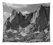 109646-war Bonnet And Warrior 1, Wind Rivers Tapestry