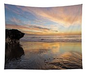Warm Glow Of Memory Tapestry