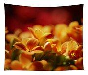 Warm Spring Glow Tapestry