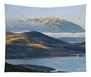 Wasatch Dawn Tapestry