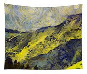 Wasatch Range Spring Colors Tapestry