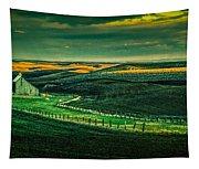 Washington Barn 6 Tapestry
