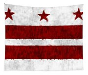 Washington D.c. Flag Tapestry