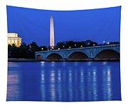Washington D.c. - Memorial Bridge Tapestry